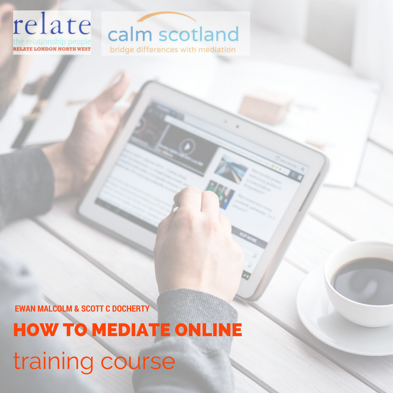 How to mediate online