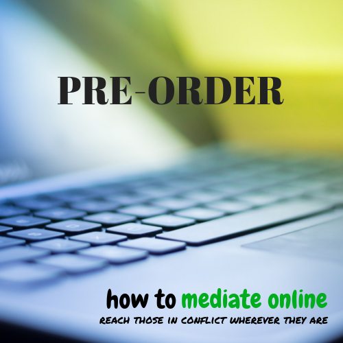 how to mediate online pre-order